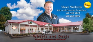 Steve Webster Finance and Credit Consultant