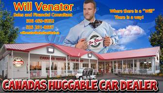 Fredericton used cars with Will Venator