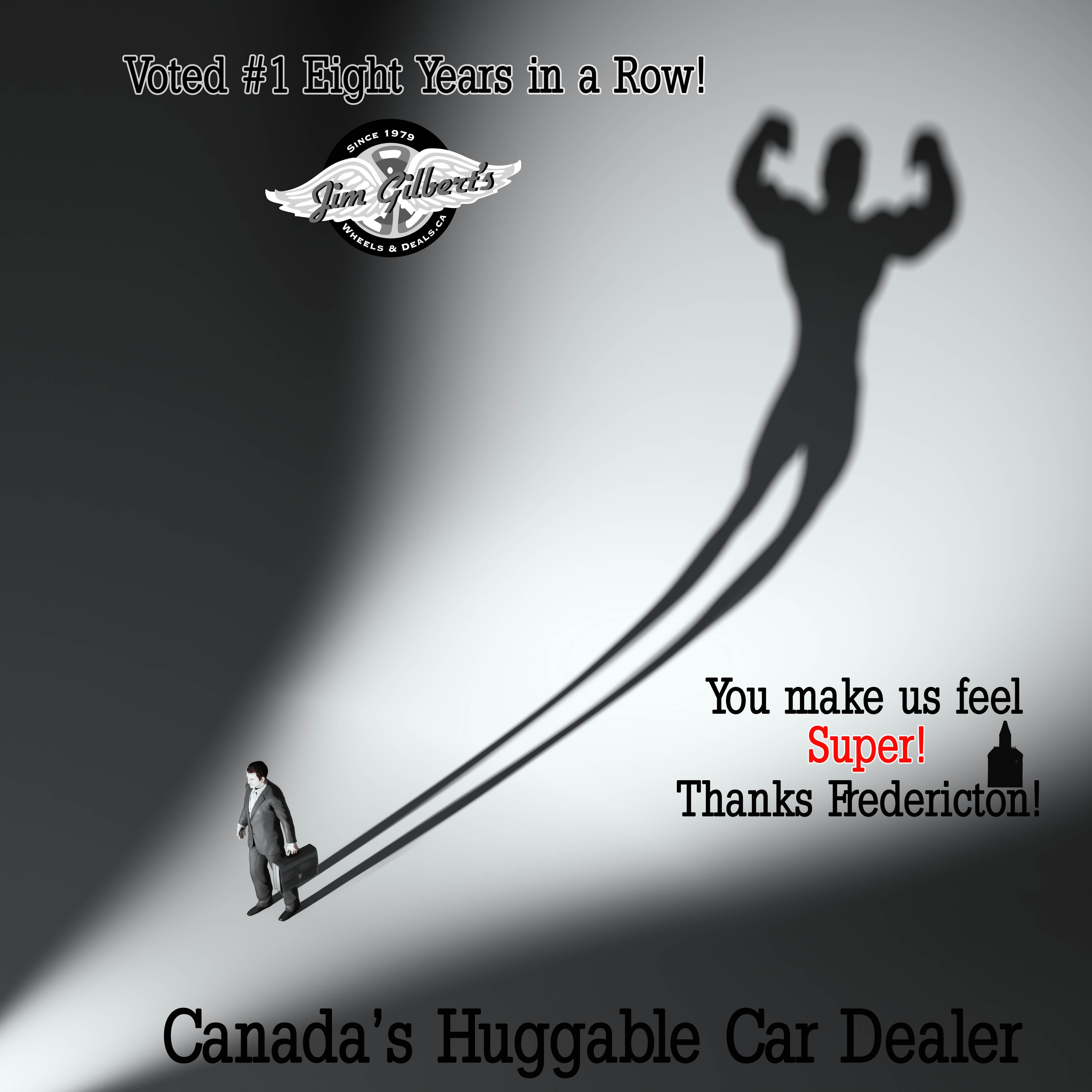 Jim Gilbert S Wheels And Deals Canada S Huggable Car Dealer