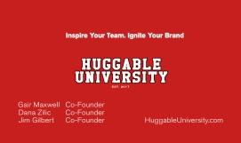 Huggable University